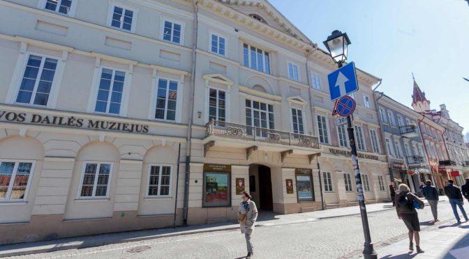 Дворец Ходкевичей (Chodkevičių rūmai)