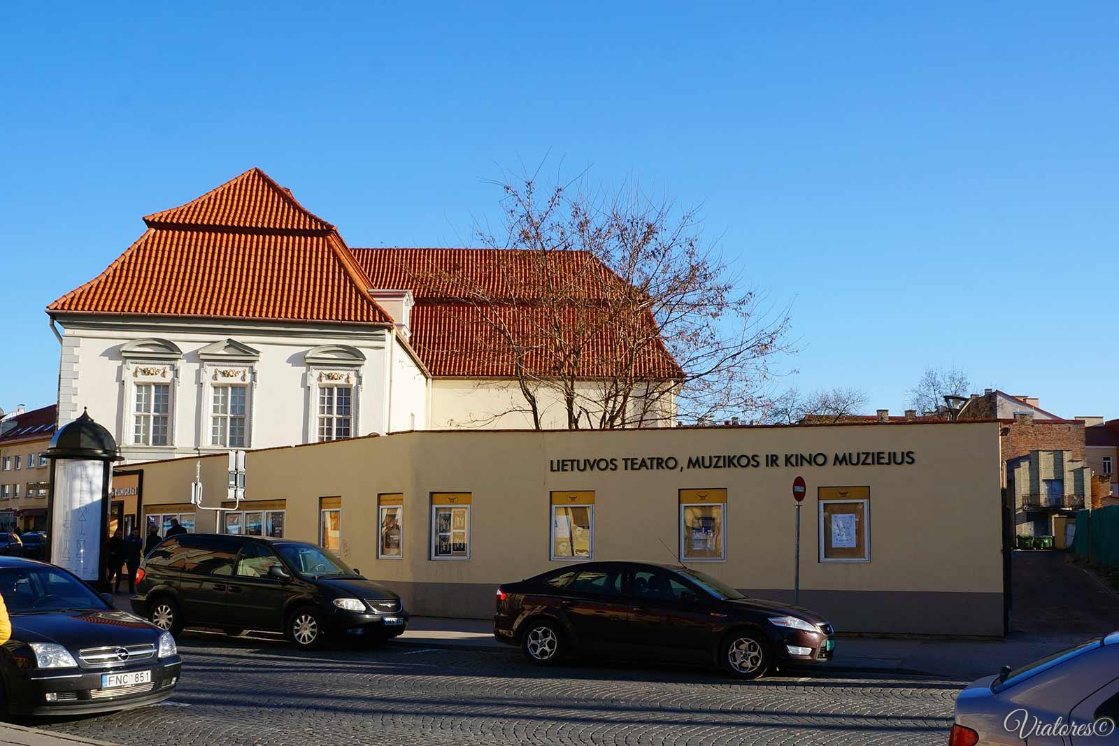 Музей Литовского театра, музыки и кино (Lietuvos-teatro,-muzikos-ir-kino-muziejus)