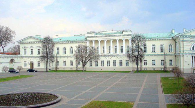 Дворец Президента (Prezidento rūmai)