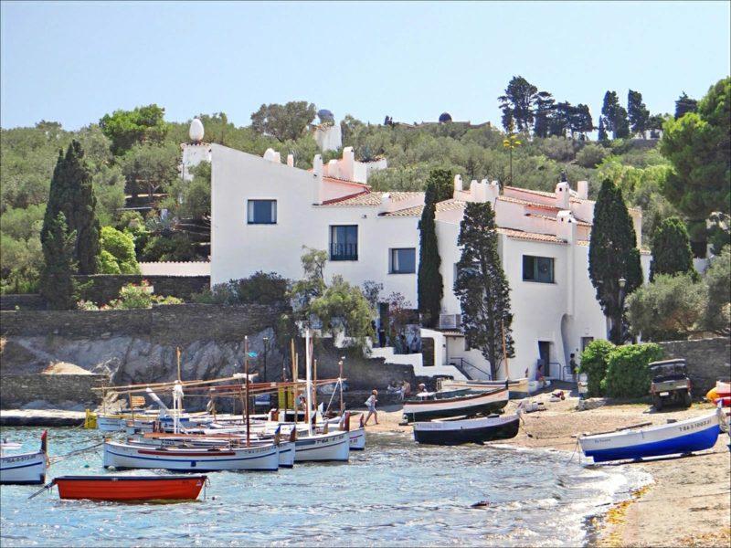 Дом Сальвадора Дали в Порт-Льигате. Port Lligat - Casa de Salvador Dalí i Gala 129