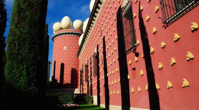 Театр-музей Дали в Фигерасе (Teatre-Museu Dalí de Figueres)