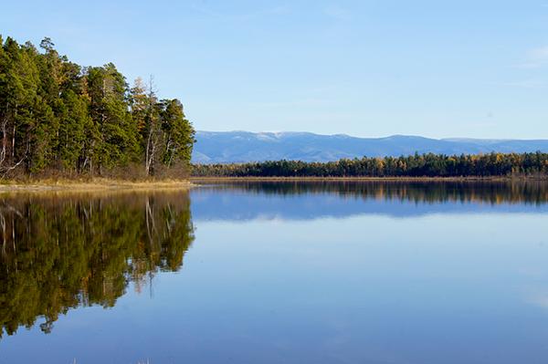 Озеро Котокель. Гремячинск