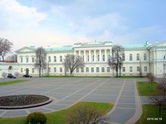 7.Дворец Президента (Prezidento rūmai)