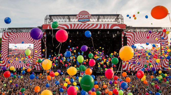 Лучшие фестивали Европы 2016