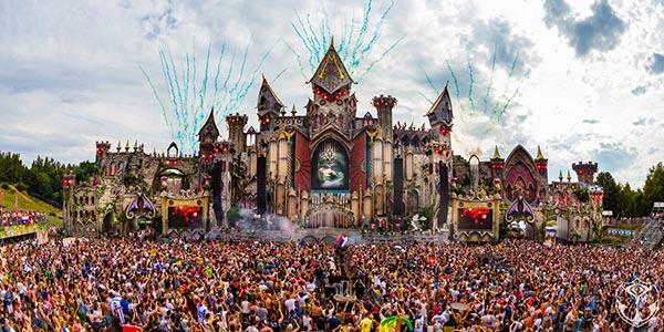 Tomorrowland Festival. 2016