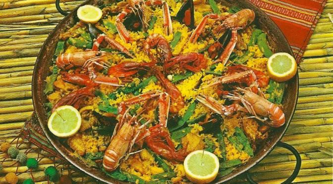 Валенсийская Кухня