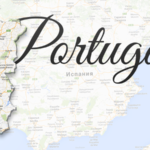 Portugal Map Viatores