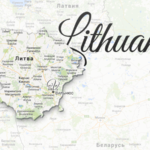 Lithuania Map Viatores