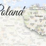 Poland Map Viatores