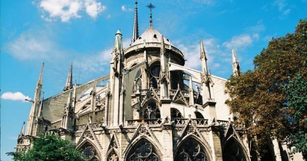 Notre-Dame de Paris. Paris. France