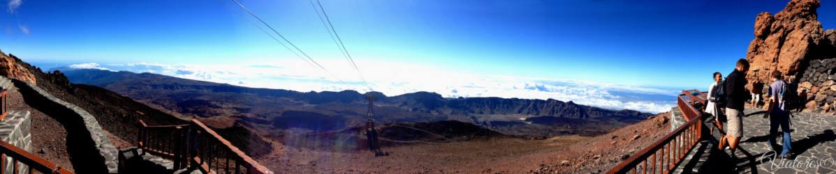 Tenerife. Spain. Teide
